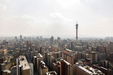 South Africa, Johannesburg, Hillbrow, cityscape - TKF000447