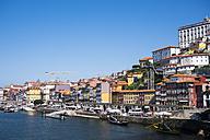 Portugal, Porto, Douro river - GIOF001396