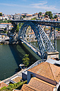 Portugal, Oporto and Douro river and Arrabida bridge - GIOF001399