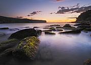Australia, New South Wales, Sydney, Royal National Park, Wattamolla Beach - GOAF000008