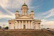 Finland, Helsinki, Helsinki Cathedral - CSTF001155