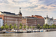 Finland, Helsinki, Harbour and Inner city - CSTF001158