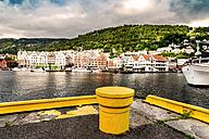 Norway, Hardaland, Bergen, Bryggen - CSTF001185