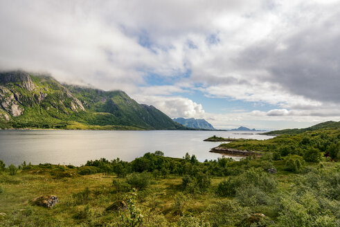Norway, Lofoten, Austvagoya - CSTF001197