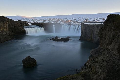 Icleand, Godafoss waterfall - FDF000206