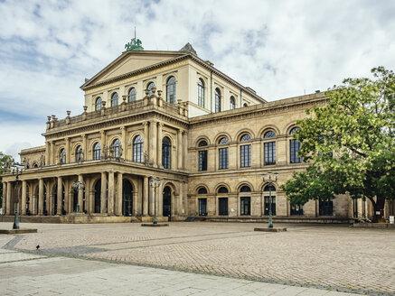 Germany, Lower Saxony, Hanover, State opera - KRPF001770