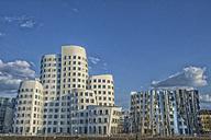 Germany, Duesseldorf, Gehry buildings, Media Harbour - TOV000060