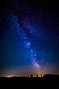 Austria, Upper Austria, Leopoldschlag, Night sky with stars of milky way - EJWF000790