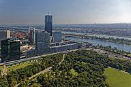 Austria, Vienna, Danube City with DC Tower - GFF000749