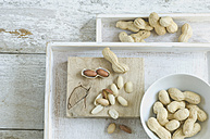 Whole and peeles peanuts - ASF006015