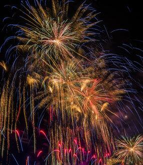 Austria, firework - EJWF000793