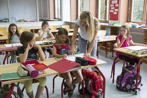 Teacher at class - SARF02883