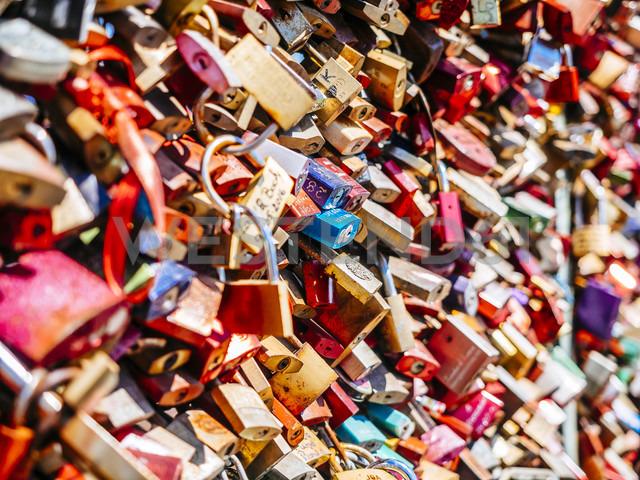 Love locks - KRP01822