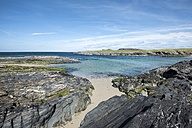 United Kingdom, Scotland, Inner Hebrides, Isle of Islay, Saligo Bay, beach - ELF01799