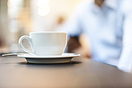 Cup of coffee in a cafe - DIGF01229