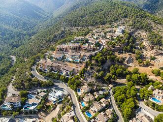 Spain, Mallorca, Palma de Mallorca, Aerial view, - AMF04976