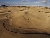 USA, Washington State, Palouse hills, wheat fields - BCDF00008