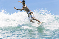 Indonesia, Bali, surfer - KNTF00516