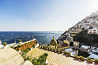 Italy, Campania, Province of Salerno, Amalfi coast, Positano - THAF01780