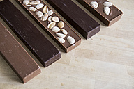 Variation of chocolate bars - ABZF01317