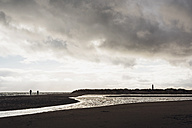 Denmark, Skagen, lighthouse at the beach - MJF02010