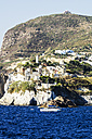 Italy, Pontine Islands, Ponza, Sailing boat - THAF01789