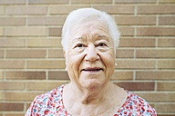 Portrait of senior woman - GEMF01118