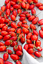 Goji berries on cloth - SARF02964
