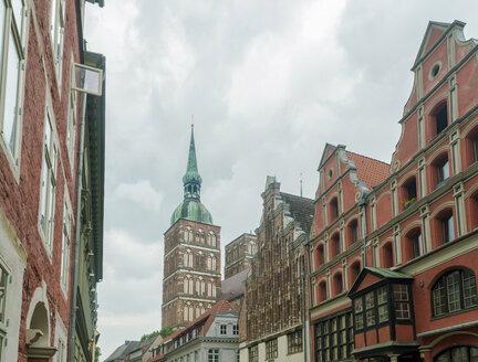 Germany, Mecklenburg-Western Pomerania, Stralsund, St. Nicolas' church - TAMF00669