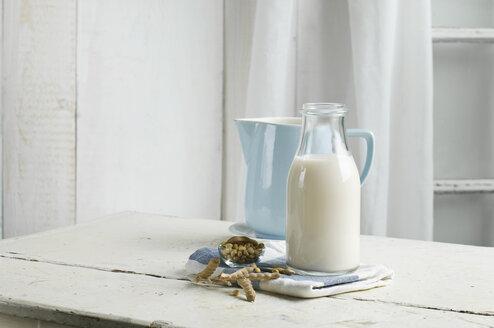 Vegan milk, soy milk - ASF06044