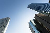 France, Paris, modern office building, La Defense, Tour EDF, copy space - FC01102