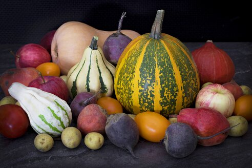 Various colorful vegetables - YFF00579