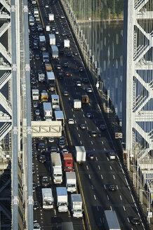 USA, George Washington Bridge - BCDF00221