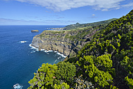 Portugal, Azores, Sao Miguel, Cape Ponta da Mosteiros - RJF00623