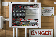 Electrical panel for students - ZEF10884