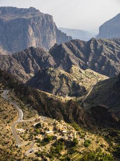 Oman, Jabal Akhdar, Al Shuraijah village - AMF05047