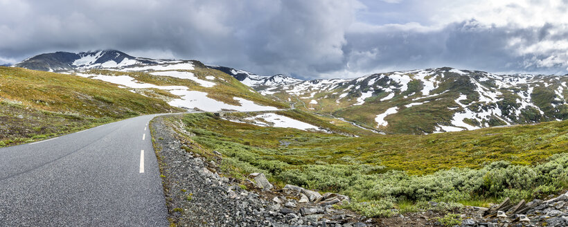 Norway, Jotunheimmen National Park, Sognefjell moutain route - STSF01134