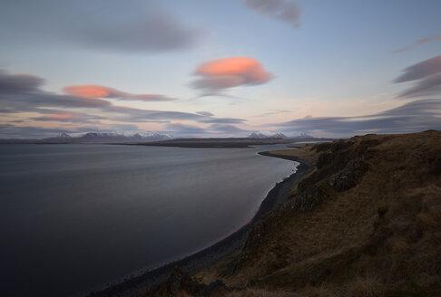 Iceland, coastal landscape in Northern Iceland - FDF00211