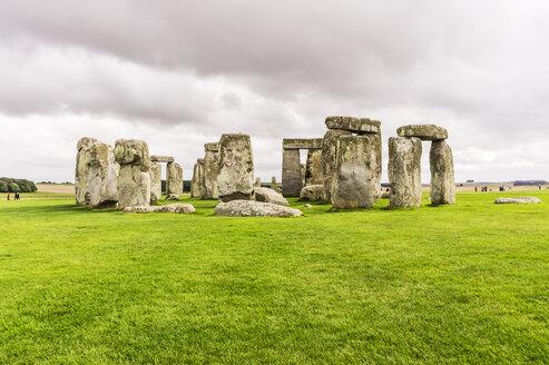 UK, England, Wiltshire, Stonehenge - THAF01859