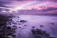 Spain, Tenerife, Sea at sunset - SIPF01045