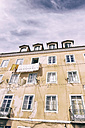 Portugal, Lisbon, house front - CMF00608