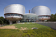 France, Strasbourg, European Court of Justice - WI03369