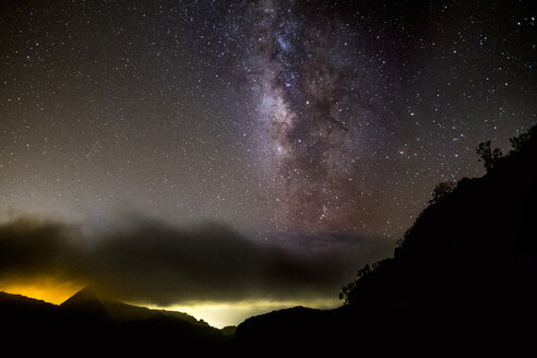 Spain, Tenerife, milky way - SIPF01089
