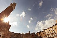 Italy, Tuscany, Siena, Piazza del Campo - FCF01127