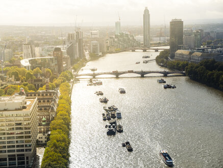 Great Britain, London, View of the City - AMF05089