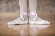 Ballet dancer stance - ZEF11768