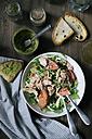 Mixed salad with tuna - DAIF00015