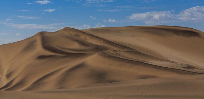 Namibia, Swakopmund, Namib Desert, view to desert dunes - MPAF00096