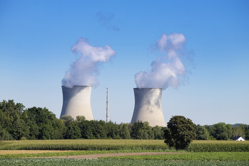 Germany, Gundremmingen, Gundremmingen Nuclear Power Plant - SIEF07165