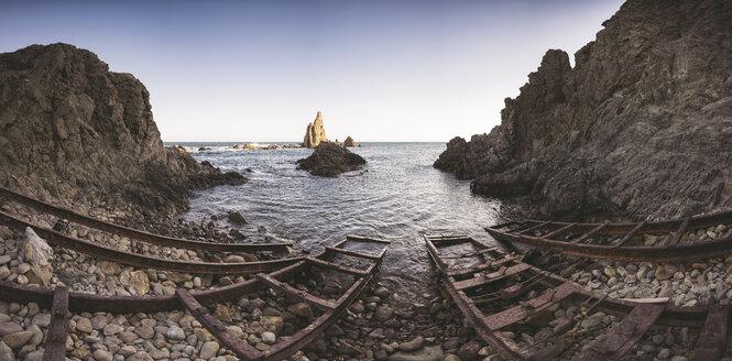 Spain, Almeria, Arrecife de Las Sirenas - EPF00185